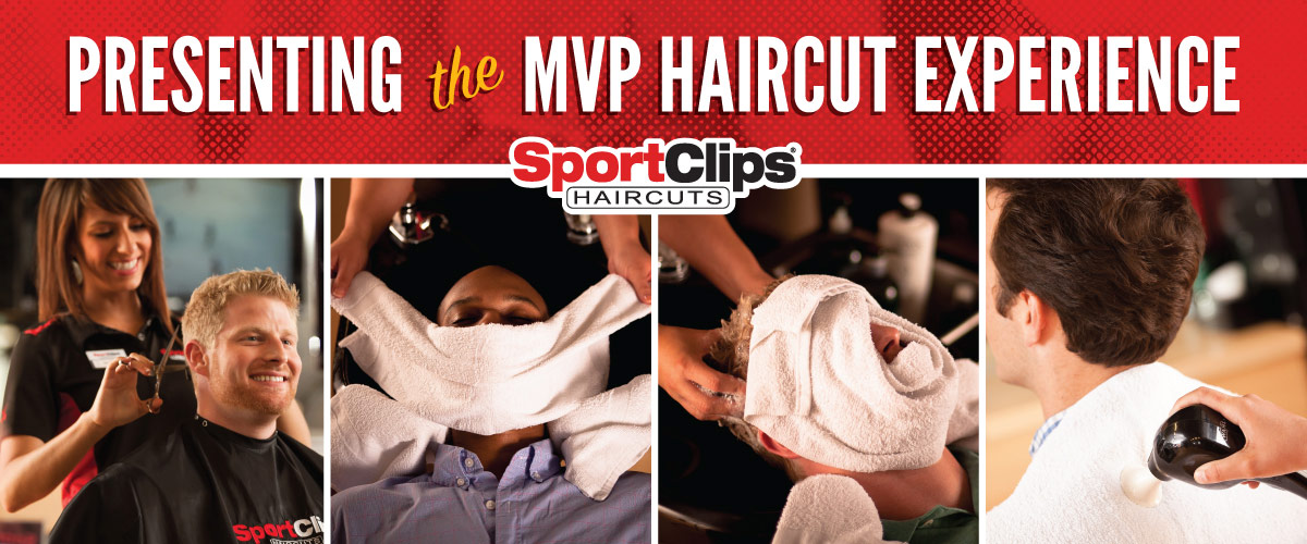 The Sport Clips Haircuts of Johnston MVP Haircut Experience